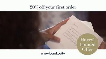 Bond Gifting TV Spot, 'Created Just for You' - Thumbnail 8
