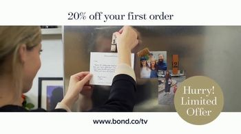 Bond Gifting TV Spot, 'Created Just for You' - Thumbnail 9