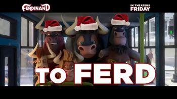 Ferdinand - Alternate Trailer 26