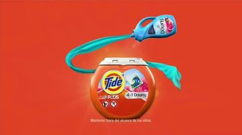 Tide PODS Plus Downy TV Spot, 'De tal palo tal astilla' [Spanish] - Thumbnail 8