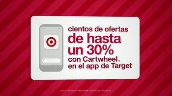 Target Ofertas de Fin de Semana TV Spot, ' Las fiestas en Target' [Spanish]