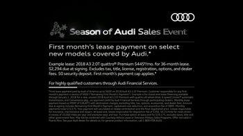 Audi Season of Audi Sales Event TV Spot, 'Holiday' - Thumbnail 7