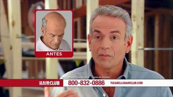 Hair Club TV Spot, 'Guía gratuita' [Spanish] - Thumbnail 1