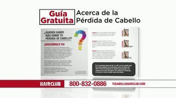 Hair Club TV Spot, 'Guía gratuita' [Spanish] - Thumbnail 8