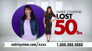 Nutrisystem TV Spot, 'Just Start' Featuring Marie Osmond - Thumbnail 4