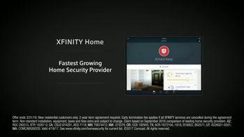 XFINITY Home TV Spot, 'Getting Settled' - Thumbnail 9