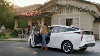 Toyota Toyotathon TV Spot, 'Honk: 2018 Camry' [Spanish] [T2] - Thumbnail 3
