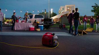 Honda Generators TV Spot, 'The Power of Choice' - Thumbnail 1