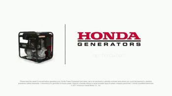 Honda Generators TV Spot, 'The Power of Choice' - Thumbnail 9