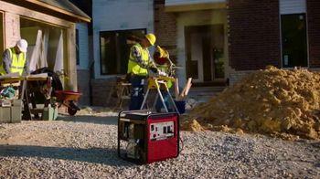 Honda Generators TV Spot, 'The Power of Choice' - Thumbnail 4