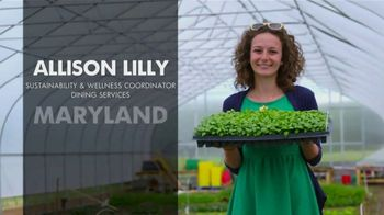 BTN LiveBIG TV Spot, 'Maryland's Terp Farm Grows Fresh Food'