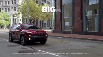 Jeep Big Finish 2017 TV Spot, 'Adventure Ready' [T2] - Thumbnail 1