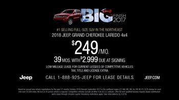 Jeep Big Finish 2017 TV Spot, 'Adventure Ready' [T2] - Thumbnail 3