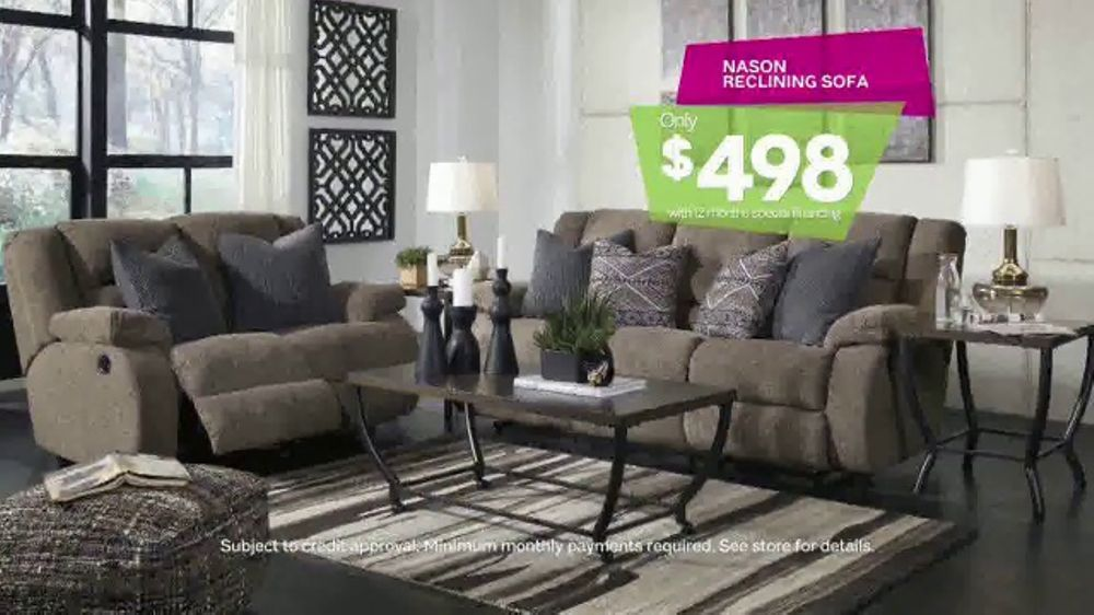 Ashley Homestore Black Friday Event Tv Commercial Four Piece