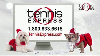 Tennis Express 12 Days of Tennis TV Spot, 'BiLo and Cooper: Holidays' - Thumbnail 10