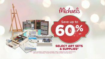 Michaels TV Spot, 'The Spirit of Making: Free Shipping' - Thumbnail 4
