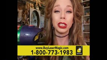 Star Shower Laser Magic TV Spot, 'Does This Really Work?' Feat. Bunny Meyer - Thumbnail 9