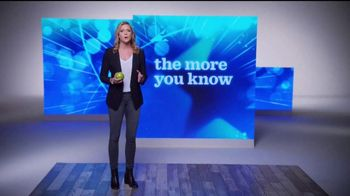 The More You Know TV Spot, 'Health' Featuring Kathryn Tappen - Thumbnail 6