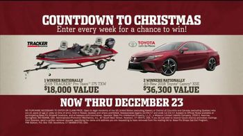 Bass Pro Shops Countdown to Christmas TV Spot, 'Enter to Win' - Thumbnail 7