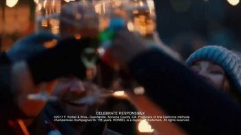 Korbel Brut TV Spot, 'Polar Splash' Song by Lee Baker & Laura Vane - Thumbnail 7