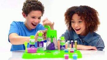 Nickelodeon Super Slime Studio TV Spot, 'New Safe Formula'