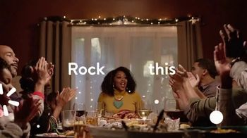 Walmart TV Spot, 'Nail This Year's Christmas Meal' Song by Carl Carlton - Thumbnail 10