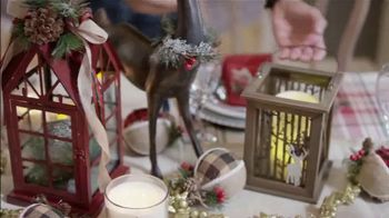 Big Lots TV Spot, 'Ion Television: Holiday Decorating' Feat. Martin Amado - 5 commercial airings