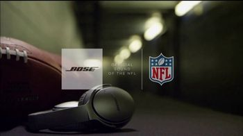 Bose TV Spot, 'No Ordinary Rookie' Featuring Christian McCaffrey - Thumbnail 9