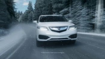 Acura Season of Performance Event TV Spot, \'Deck the Halls: 2018 MDX\'