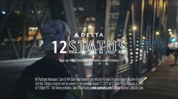 Delta Air Lines 12status TV Spot, 'The Flight of the 12s Ambassador' - Thumbnail 10