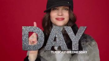 Macy's One Day Sale TV Spot, 'Deals of the Day: Sweaters and Coats' - Thumbnail 2