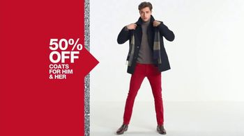 Macy's One Day Sale TV Spot, 'Deals of the Day: Sweaters and Coats' - Thumbnail 6
