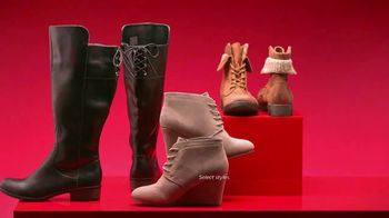 JCPenney Holiday Challenge TV Spot, 'Heather: Shoes and Toys' Song by Sia - Thumbnail 4