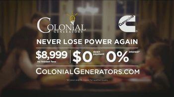 Colonial Generators TV Spot, 'Imagine' - Thumbnail 6