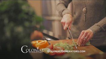 Colonial Generators TV Spot, 'Imagine' - Thumbnail 2