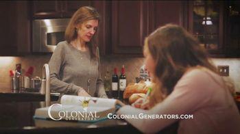 Colonial Generators TV Spot, 'Imagine' - Thumbnail 3