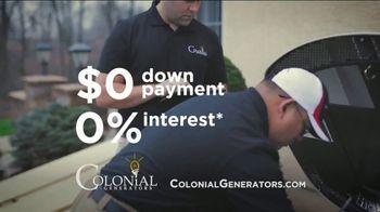 Colonial Generators TV Spot, 'Imagine' - Thumbnail 5