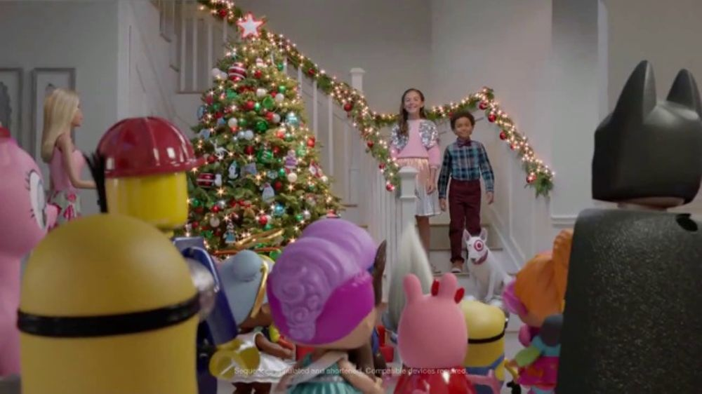 Target Christmas Commercial.Target Tv Commercial Holidays Just Missing One Thing Video