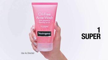 Neutrogena Acne Wash TV Spot, 'Super Powerful Woman' Feat. Eiza González