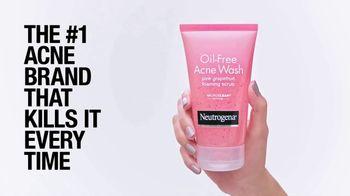 Neutrogena Acne Wash TV Spot, 'Super Powerful Woman' Feat. Eiza González - Thumbnail 8