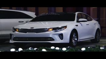 Kia Light Up the Holidays Sales Event TV Spot, 'Light Show'