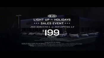 Kia Light Up the Holidays Sales Event TV Spot, 'Light Show' - Thumbnail 6
