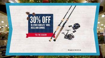 Cabela's Christmas Sale TV Spot, 'Deck the Halls: 8am Doorbusters' - Thumbnail 4