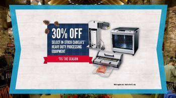 Cabela's Christmas Sale TV Spot, 'Deck the Halls: 8am Doorbusters' - Thumbnail 5