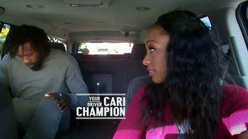 Uber TV Spot, 'Rolling With the Champion: DeAndre Jordan' - Thumbnail 2
