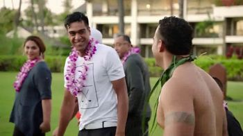 The Hawaiian Islands TV Spot, 'Ohana Gathering' Featuring Tony Finau