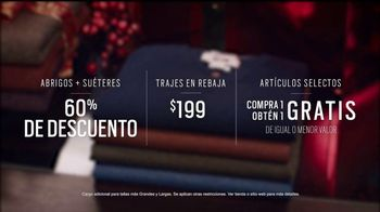 Men's Wearhouse TV Spot, 'El regalo que él necesita' [Spanish] - Thumbnail 3