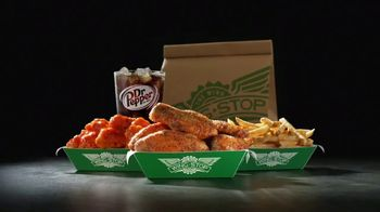 Wingstop TV Spot, 'Can't Stop: Online Ordering' - Thumbnail 6