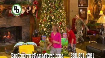 Big Country Toys TV Spot, 'Holiday Dreams' - Thumbnail 9