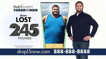 Nutrisystem Turbo for Men TV Spot, 'Tired' - Thumbnail 4